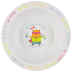 Тарелка Happy Baby глубокая (15016)