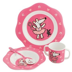 Комплект посуды Petit Jour Paris Mimi (MM901)