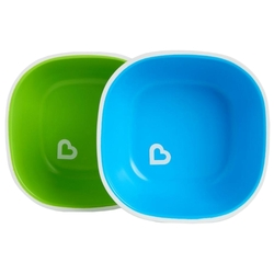 Комплект посуды Munchkin Цветные миски (12446)