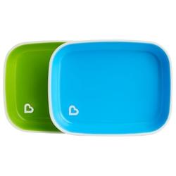 Комплект посуды Munchkin Цветные тарелки (12447)