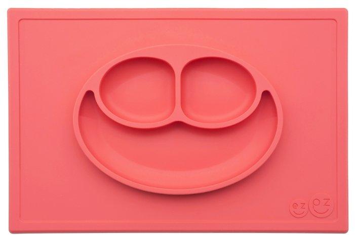 Тарелка EZPZ Happy mat