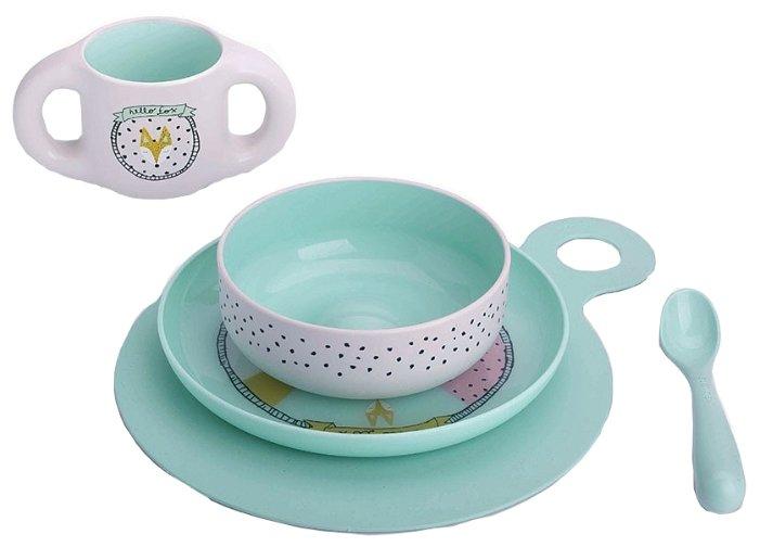 Комплект посуды Suavinex 5 предметов