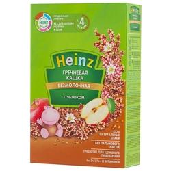 Каша Heinz безмолочная гречневая с яблоком (c 4 месяцев) 200 г