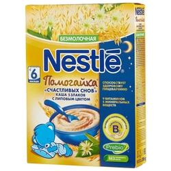 Каша Nestlé безмолочная Помогайка 5 злаков с липовым цветом (с 6 месяцев) 200 г
