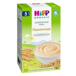 Каша HiPP безмолочная пшеничная (с 5 месяцев) 200 г