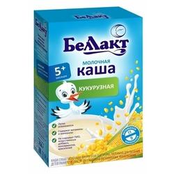 Каша Беллакт молочная кукурузная (с 5 месяцев) 250 г