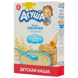 Каша Агуша молочная овсяная (с 5 месяцев) 200 г
