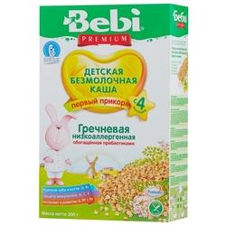 Каша Bebi безмолочная гречневая гипоаллергенная (с 4 месяцев) 200 г