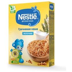 Каша Nestlé молочная гречневая (с 4 месяцев) 220 г