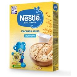 Каша Nestlé молочная овсяная (с 5 месяцев) 220 г