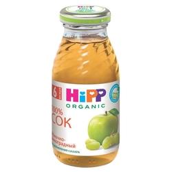 Сок HiPP Яблочно-виноградный, c 6 месяцев