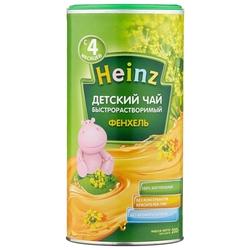 Чай Heinz Фенхель, c 4 месяцев
