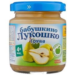 Пюре Бабушкино Лукошко груша (с 4 месяцев) 100 г, 1 шт.