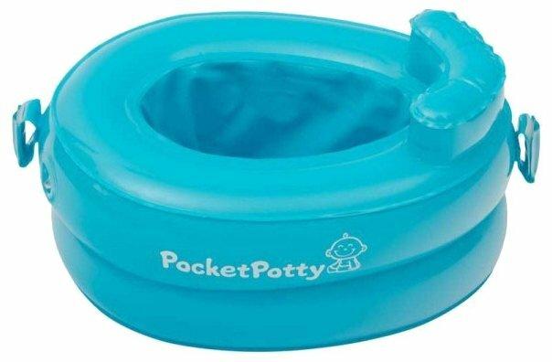 ROXY-KIDS горшок PocketPotty