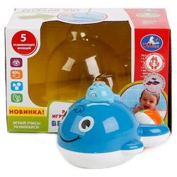 Игрушка для ванной Умка Веселый кит