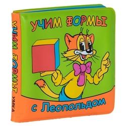 Игрушка для ванной Умка Учим формы с Леопольдом