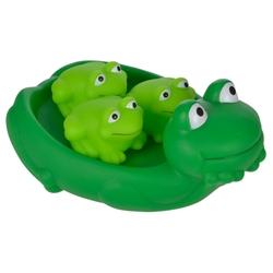 Набор для ванной Жирафики Мама лягушка и лягушата (68857)