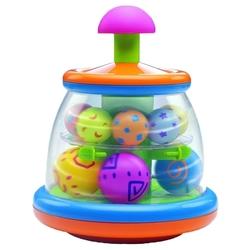 Юла-карусель B kids с шариками (073600B)