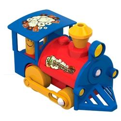 Каталка-игрушка Нордпласт Паровозик (010)