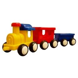 Каталка-игрушка Форма Паровозик (С-57-Ф)