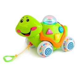 Каталка-игрушка Умка Обучающая черепашка (B655-H04009-R1)