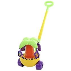 Каталка-игрушка Molto Пальма с ручкой (7918) со звуковыми эффектами