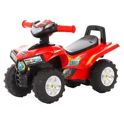 Каталка-толокар SWEET BABY ATV (376 862 / 376 863) со звуковыми эффектами