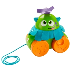 Каталка-игрушка Fisher-Price Монстрик (FHG01) со звуковыми эффектами