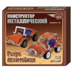 Винтовой конструктор Десятое королевство Как раньше 00950 Ретро-авто
