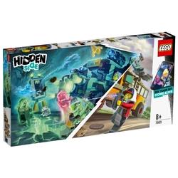 Конструктор LEGO Hidden Side 70423 Автобус охотников за паранормальными явлениями 3000