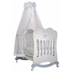 Кроватка Feretti Etoile (качалка), на полозьях