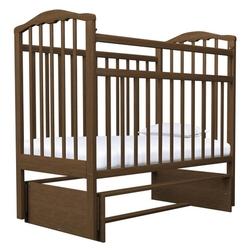 Кроватка Агат Золушка-3 (качалка), поперечный маятник