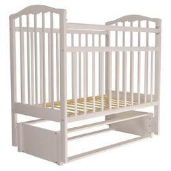 Кроватка Агат Золушка-5 (классическая), продольный маятник