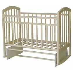 Кроватка Антел Алита-3 (качалка), на полозьях