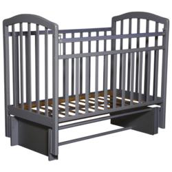 Кроватка Антел Алита-5 (классическая), продольный маятник