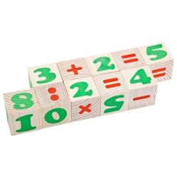 Кубики Томик Цифры 1111-3