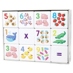 Кубики Десятое королевство Арифметика 00711