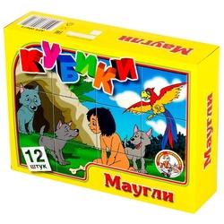 Кубики-пазлы Десятое королевство Маугли 00671