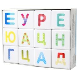 Кубики Десятое королевство Весёлый алфавит 00707