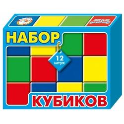 Кубики Десятое королевство Набор 00834