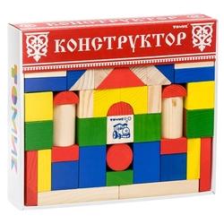 Кубики Томик Цветной 6678-65