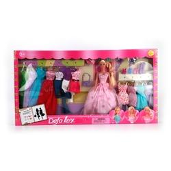Кукла Defa Lucy с нарядами, 29 см, 8193