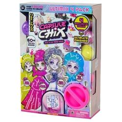Игровой набор Moose Capsule Chix 4 куклы 12 см, 59204