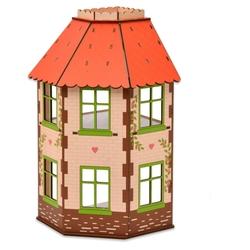 ЯиГрушка кукольный домик Флигель 59832