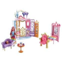 Barbie Радужный дворец FRB15