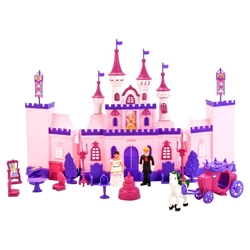 Shantou City Daxiang Plastic Toys Beauty castle B958773