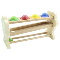 Стучалка Мир деревянных игрушек Горка-шарики