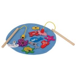 Рыбалка Step puzzle Дорожная игра Морские обитатели
