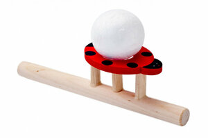 Развивающая игрушка BRADEX Аэробол для развития речевого дыхания