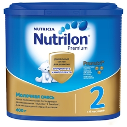 Смесь Nutrilon (Nutricia) 2 Premium (c 6 месяцев) 400 г